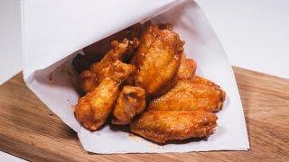 Еда в дорогу от Ивана Шишкина - Острые куриные крылышки