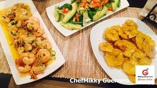 Ajillo de camarones   Recetas de cocina   Mikky Guerrero
