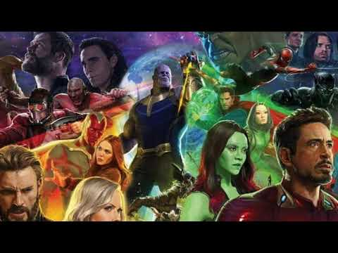 Marval Studio's Avengers : Infinity War    Latest Ringtone