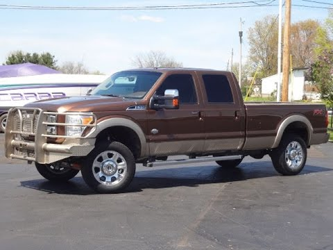 2012 ford f350 king ranch 6 7l powerstroke diesel sold youtube. Black Bedroom Furniture Sets. Home Design Ideas