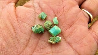 Finding Emeralds In The Middle Of The Road