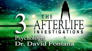 AFTERLIFE INVESTIGATIONS (BONUS INTERVIEW-3) - Dr. David Fontana LIVE