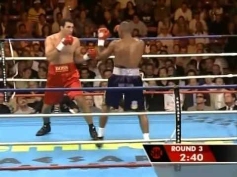 Wladimir Klitschko Vs  DaVarryl Williamson 02 10 2004