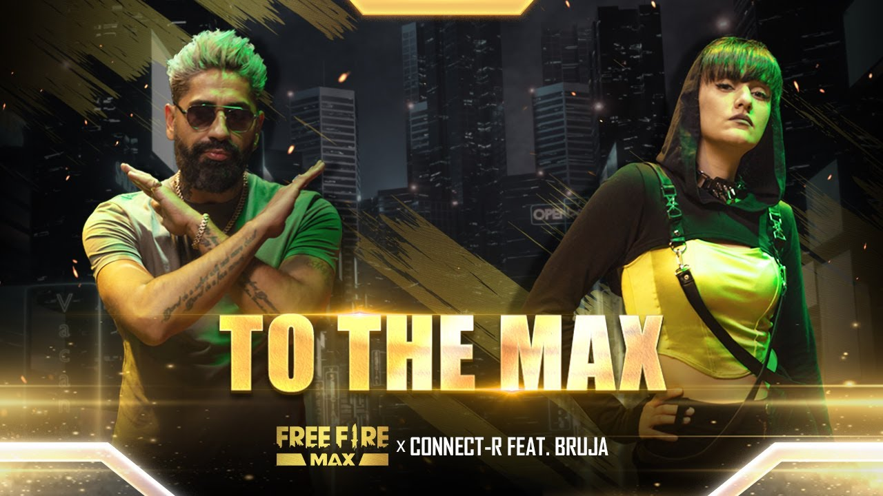 Download Connect-R feat. BRUJA - To The Max