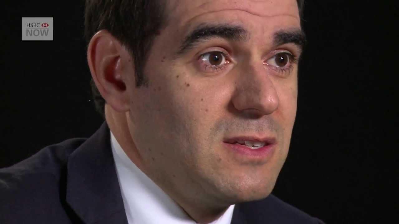 Antonio Simoes on Diversity and Inclusion - Head of HSBC UK