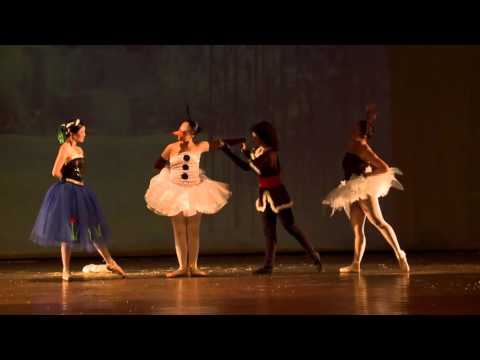 Summer - Frozen - Lanneke Ballet and Body Workout Bali