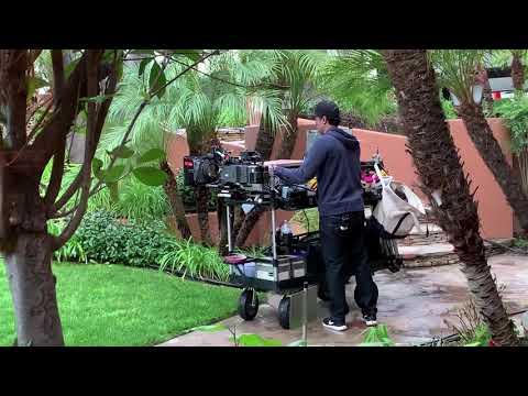 Hotels.com Shoot at My House!