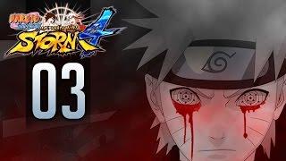 Naruto Shippuden: Ultimate Ninja Storm 4 - Ep3 | EL 10 COLAS!