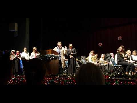 Winfree Bryant Middle School Winter Concert 2019(2)