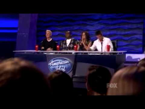 "Todrick Hall ""Since You've Been Gone"" American Idol 2010"