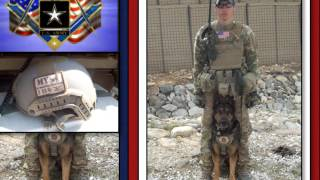 MWD Britt L130 ~ In Loving Memory of a Loyal Partner