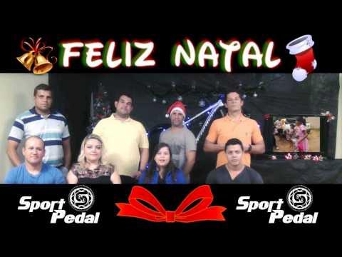 FELIZ NATAL SPORT PEDAL