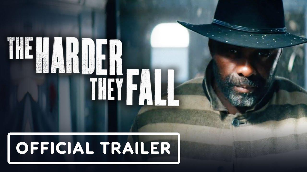 Download The Harder They Fall - Official Teaser Trailer (2021) Idris Elba, Jonathan Majors, Regina King