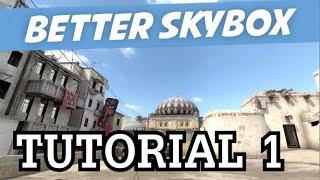CSGO Skybox TUTORIAL 1 (desc)