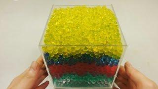 Радуга из шариков. Как сделать? Развивающие мультики и обучающие видео обзоры детских игрушек