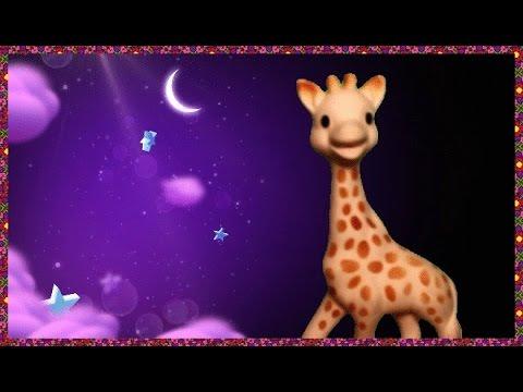 Sophie the Giraffe Sings (er, squeaks)