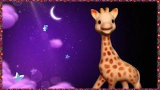 """Sophie the Giraffe Sings (er, squeaks) """"Twinkle Twinkle"""""""