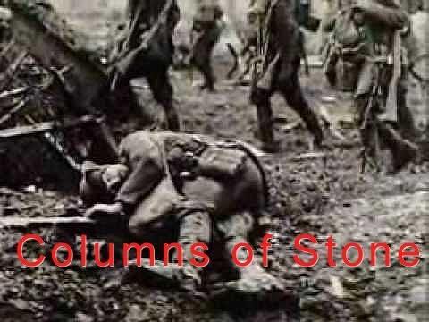 Original WW1 Battle Footage Passchendaele 1917 Pont des Arts