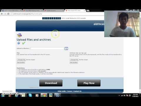 Pag Upload Ng Html File Online! ...