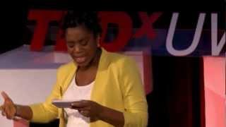 Imagine & Do: Naila Keleta-Mae at TEDxUW