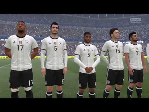 FIFA 17 | Duitsland - FC Bayern München (Special guest: Philipp Lahm) (prof) (0-0 + 4-2 n.)