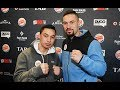 watch he video of JOSEPH PARKER'S BROTHER JOHN SET FOR JOSHUA vs PARKER UNDERCARD!!