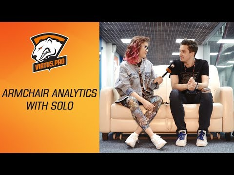Virtus.pro At EPICENTER: Moscow: Armchair Analysis With Solo | Dota 2