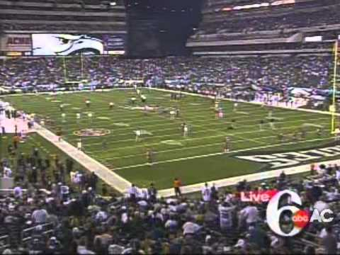 WPVI-TV 6ABC - Opening Night At Lincoln Financial Field Special - September 8, 2003 (Part 1)