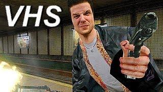 Max Payne - Трейлер на русском - VHSник