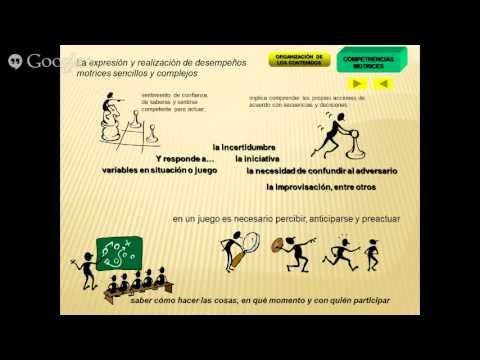 COMPETENCIAS DE EDUCACION FISICA EN PRIMARIA - YouTube