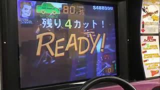 【レトロゲーム】スタントタイフーン・プラス 中級コースをプレイしてみた!!