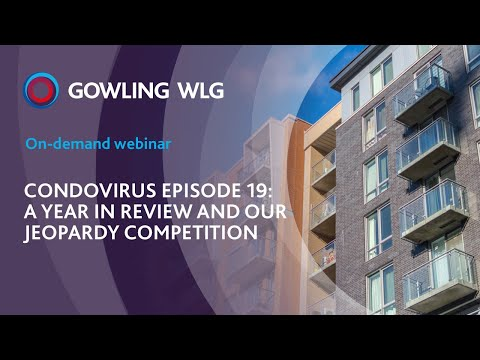 Condovirus episode 19: A year in review and our Jeopardy competition
