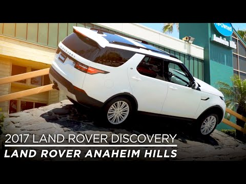 2017 Land Rover Discovery - Land Rover Anaheim Hills
