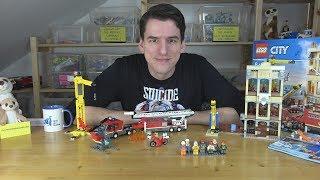 LEGO® City 60216 - Feuerwehr in der Stadt