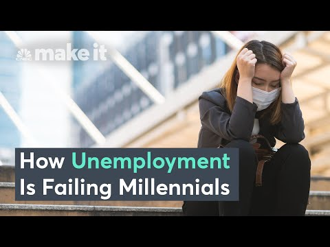 How Unemployment Impacted Millennials During Coronavirus