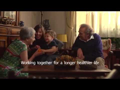 Working together for longer and healthier lives