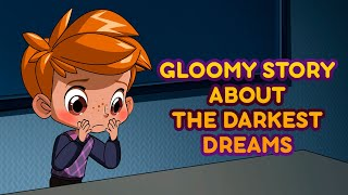 Masha's Spooky Stories 👻 Gloomy Story About The Darkest Dreams 💤 (Episode 20)