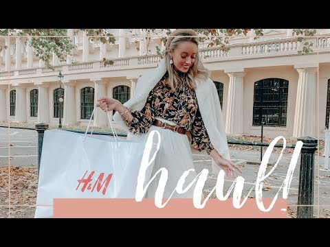 H&M HAUL & TRY ON - THE BEST AUTUMN / WINTER HIGHSTREET COLLECTION?!  #FashionMumblrAutumnEdit