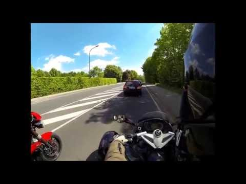 Can-Am Spyder VS Triumph Speed Triple