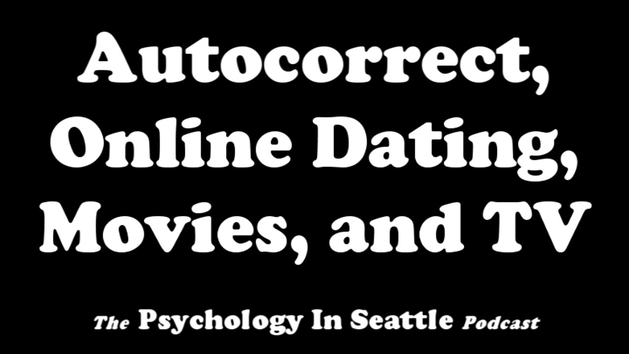 Autocorrector online dating