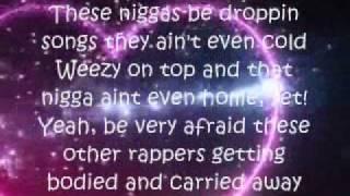 Nicki Minaj Ft. Drake - Moment 4 Life LYRICS