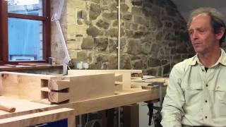 Rowden Woodworking School: Frans Hombroux - Student