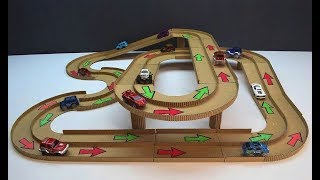 How to make Magic Track CITY HIGHWAY