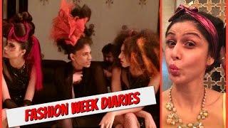Backstage To The Front Row || Lakme Salon Hair Show || Lakme Fashion Week