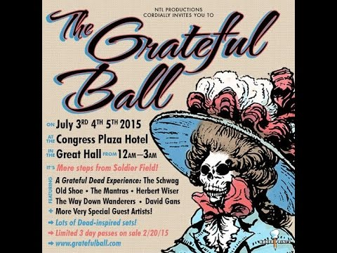 Old Shoe  Friday July 3rd 2015 Gratefull Ball After Party Congress Hotel Chicago