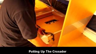 Conway Crusader - 2005 Model Folding Camper