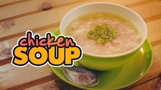 Easy Chicken Soup | Yummy Nepali Kitchen