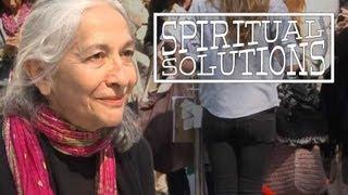 Finding peace in the big city | SPIRITUAL SOLUTIONS - Deepak Chopra