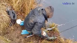 Жесть рыбалка Пьяные рыбаки на рыбалке Русская рыбалка приколы от LIFE BRATELA