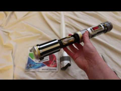 Star Wars Lightsaber Academy Lightsaber Unboxing | Hasbro Bl
